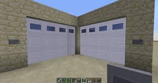 2 Door Garage Malisisdoors Mod 1 12 2 1 11 2 Custom Doors 9minecraft Net