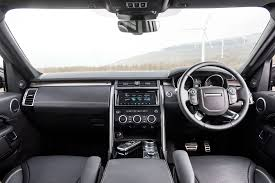 land rover interior 2017 land rover discovery vs audi q7 vs bmw x5 vs volvo xc90 comparison