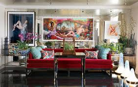How To Decorate Living Room With Red Sofa by Red Sofa Design Ideas