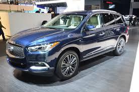 2017 infiniti qx60 hybrid premium infiniti polishes up 2016 qx60 for detroit carscoops com