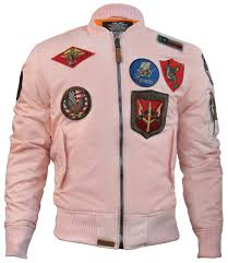 top gun ma 1 jacket with patches top gun store official