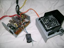 converting a pc psu to 12v bench power supply model flying