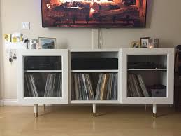 ikea media console hack ikea besta record and media console hack stephanie mae foster