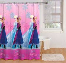 Doc Mcstuffins Shower Curtain - disney girls shower curtains bath ebay