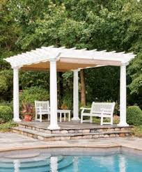 Outdoor Pergola Kits by Cantilevered Pergola Steel Shade Pergolas Outdoor Spaces Steel