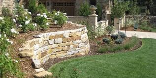 Backyard Retaining Wall Ideas Brilliant Ideas Landscaping Retaining Walls Good Looking 90 Wall