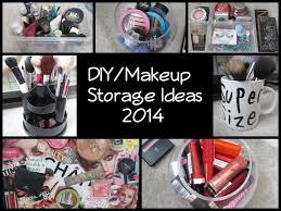make up storage solutions affordable makeup storage solutions