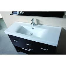 48 single sink bathroom vanity design element dec074s citrus 48 single sink bathroom vanity set