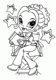 printable kitty coloring pages kids print