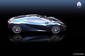 maserati supercar this maserati supercar design study revives the bora name and