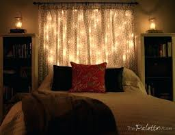 sheer curtains with lights curtain lights for bedroom for a bit of a softer glow hang lights