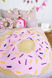 Schlafzimmer Deko Zum Selbermachen Diy Donut Decke Ohne Nähen Zimmer Deko Selber Machen