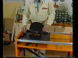 triton saw bench for sale triton mk3 original video from 1984 youtube