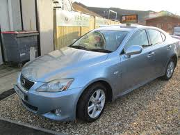 lexus uk london used 2006 lexus is 220d save 1000 was 4000 now for sale in