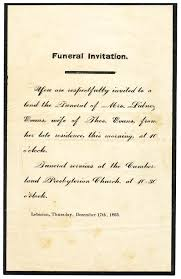 funeral service invitation invitation letter to burial ceremony best of memorial service