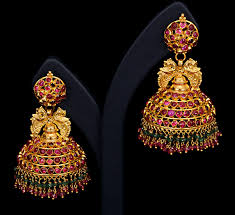 beautiful gold earrings the wedding collections wedding gold earrings