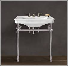 Bathroom Console Bathroom Console Sinks With Metal Legs Sinks And Faucets Home