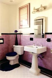 Pink And Black Bathroom Ideas Precious Black And Pink Bathroom Sets Parsmfg
