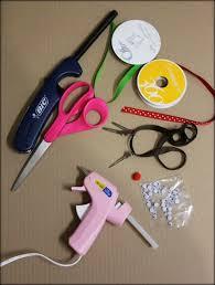 hairbow supplies reindeer hair bow tutorial