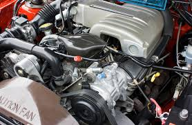 1993 ford mustang 5 0 1993 ford mustang 5 0 v8 engine stock photo image 13032780