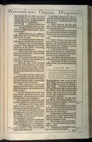 the gospel according to s john original 1611 kjv
