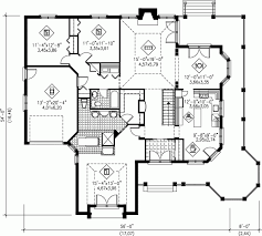 House Blueprint by Home Design Blueprint House 1581 Blueprint Details Floor Plans