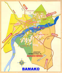 Mali Africa Map by Bamako Capital City Of Mali Mmm U0027s