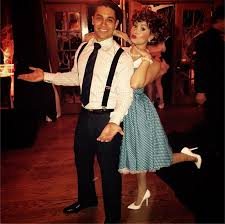 Dirty Dancing Halloween Costume 126 Celebrity Halloween Costumes Celeb Costume