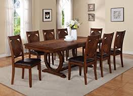 84 inch dining table milton greens stars 8878db vernon dining table 84 by 42 by 30 inch