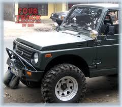 jimny jangkrik suzuki jimny bumper depan type c fourtrack accesorries 4 4
