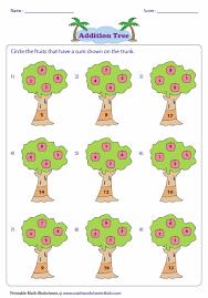 Digit Math Worksheets Single Digit Addition Worksheets