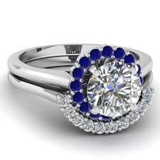 Diamond Sapphire Wedding Ring by Several Things In Sapphire Wedding Bands That You Should Know