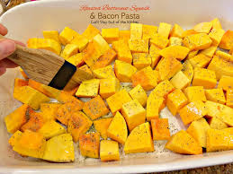 cuisine butternut roasted butternut squash and bacon pasta can t stay out of the