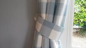 tutorial curtain tie backs u2013 sewing