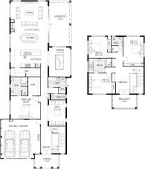 the princeton four bed two storey home design plunkett homes