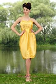 yellow bridesmaid dresses bridesmaid dress in yellow color under 100