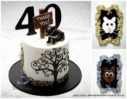 jake u0027s cakes tree of life birthday cake tasmanian devil cake