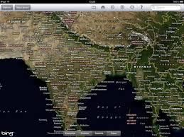 satellite map hd world atlas hd for beats the traditional maps anytime