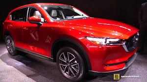 mazda new models 2017 2017 mazda cx 5 exterior and interior walkaround debut at 2016