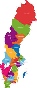 map of sweden sweden map with cities blank outline map of sweden