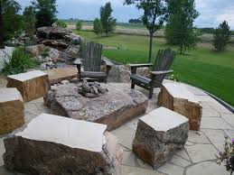 Firepit Outdoor Fireplaces Firepits Alpine Landscaping