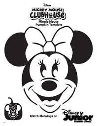 free printable minnie mouse head stencil tattoo tattoo designs