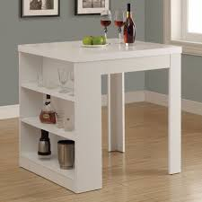 counter height kitchen table with storage ellajanegoeppinger com