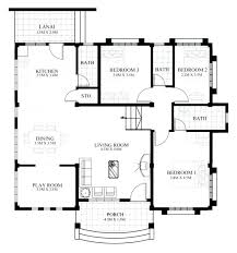simple home floor plans simple house designs plan simple 3 bedroom design simple home plans