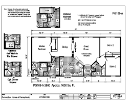 pinecrest modular ranch pg189a find a home commodore homes