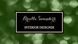 Business Cards Interior Design Girly Interior Design And Decorator Business Cards Girly