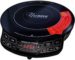 Nuwave Cooktop Nuwave Pic 1800w Portable Induction Cooktop Countertop