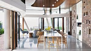 Coastal Home Interiors 20 Best Open Plan Living Designs Dining Room Sustainable Coastal