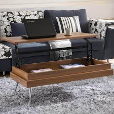 Coffee Tables With Storage by Amazon Com Koryo Walnut Lift Top Rectangular Coffee Table