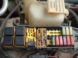 jeep wrangler under hood fuse box jeep wiring diagrams for diy